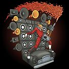 Doof Metal by evolvingeye