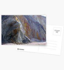 Alum Bay cliffs, Isle of Wight Postcards