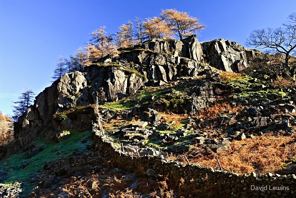 Castle Crag by David Lewins