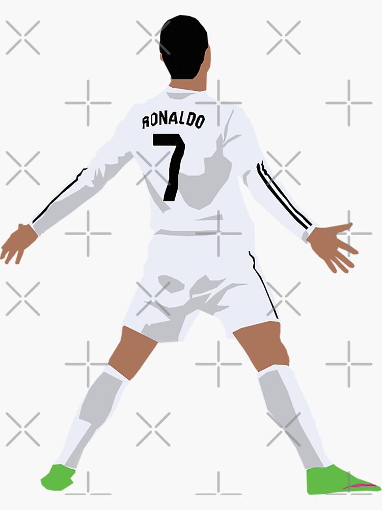 Cristiano Ronaldo by Hevding