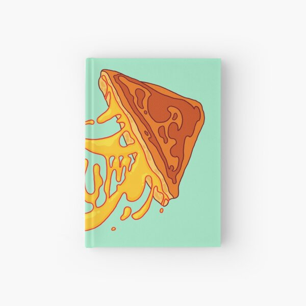 Grilled Cheese Hardcover Journal