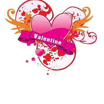 You Are My Valentine by digitalbarn