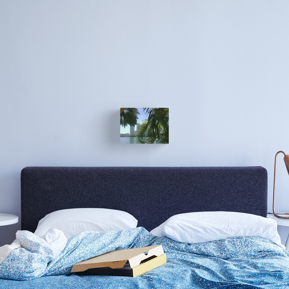 Brickell Bay Canvas Print