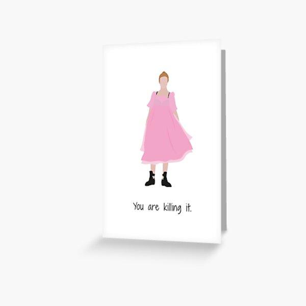 Killing Eve -You're Killing It Card Greeting Card