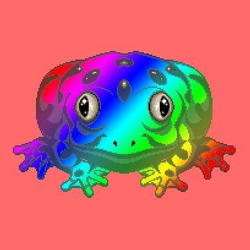 Frog Squash by Deezer509