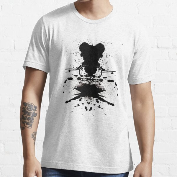 Black Heart. Essential T-Shirt
