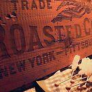 Trade Mark Roasted Coffee by Susan McKenzie Bergstrom