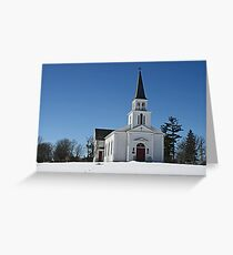 St. James Meeting House Greeting Card
