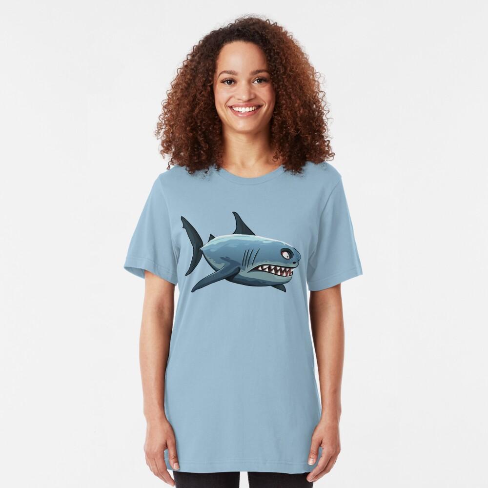 Shark Slim Fit T-Shirt