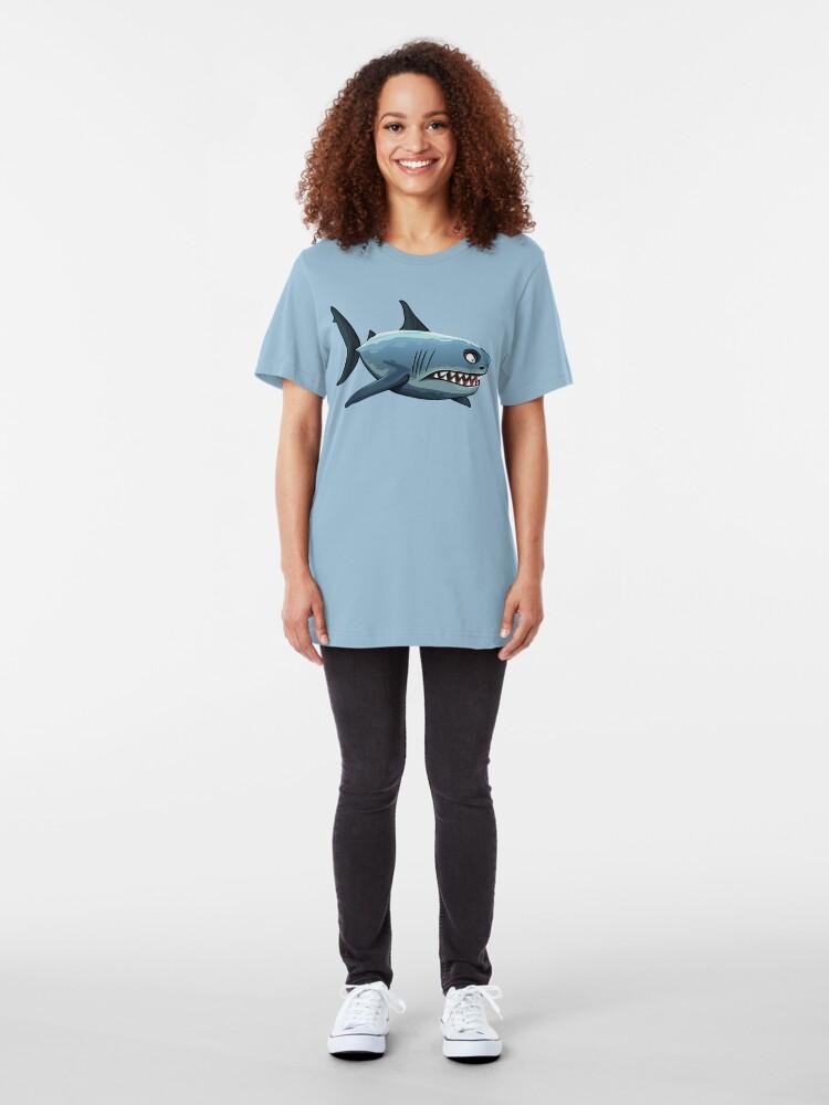 Alternate view of Shark Slim Fit T-Shirt
