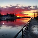 Spring in Charlevoix by Megan Noble