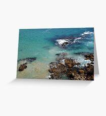 Crescent Bay, Laguna Beach Greeting Card