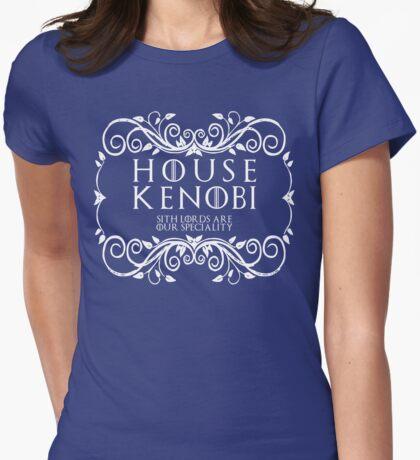 House Kenobi (white text) T-Shirt