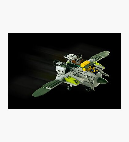ATA Fighter Photographic Print