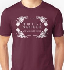 House Naberrie (white text) T-Shirt