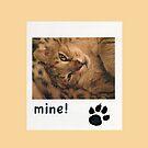 Mine!  by Heatherian