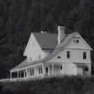 Heceta Head  ..Light Keepers Residence by Chappy
