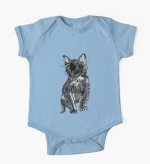Saphira the cat Pixel sketch Kids Clothes