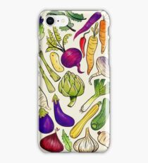 Eat Your Veggies iPhone Case/Skin