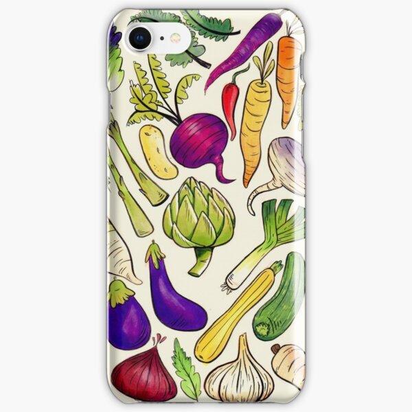 Eat Your Veggies iPhone Snap Case
