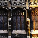 Trilogy, Lincoln Cathedral by Kerina Strevens