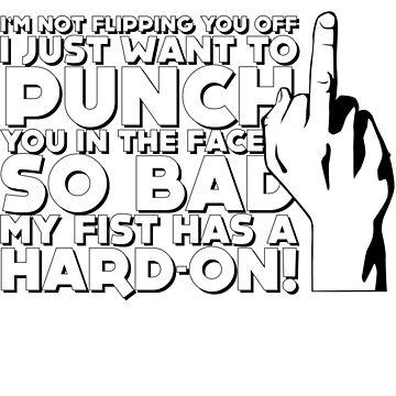 Fist Boner! by redtutto