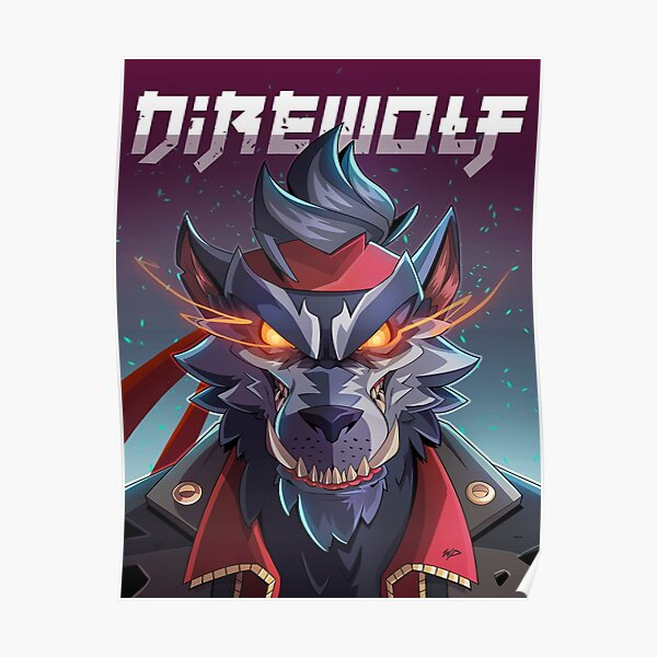 Dire Poster