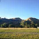 Hügellandschaft von CleverCharles