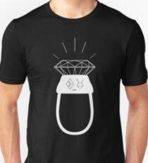 Love The Rock (White)  Unisex T-Shirt