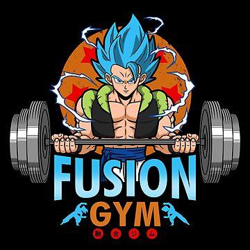 Fusion Gym by BoggsNicolasArt