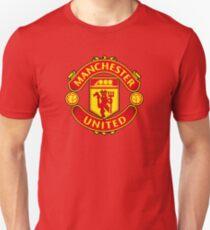 Manchester United red devils merchands Unisex T-Shirt