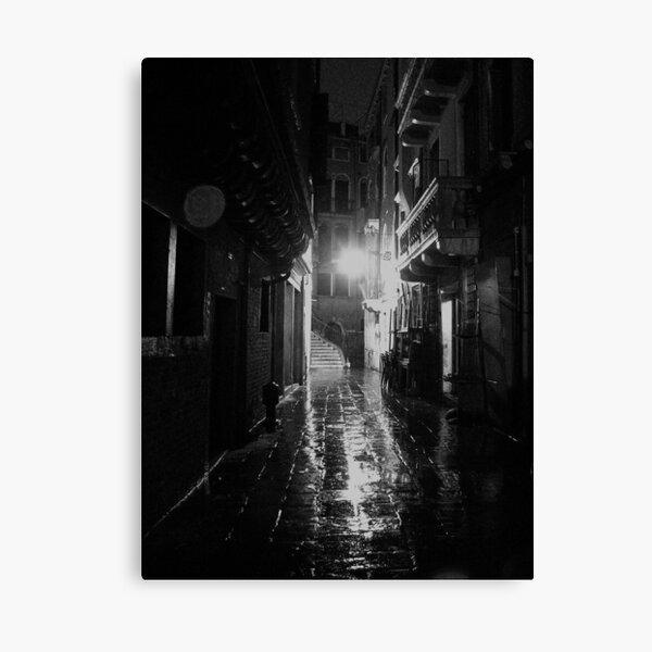 Calle de le Balote Canvas Print