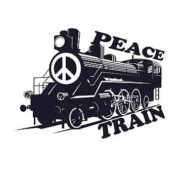 Cat Stevens - Peace Train is coming by bleedart