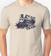 Cat Stevens - Peace Train is coming Unisex T-Shirt