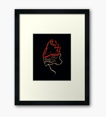 Wrex Framed Print