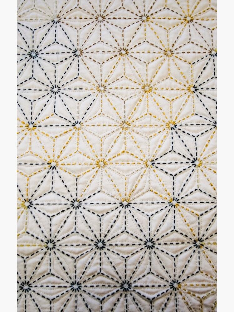 Geometrischer Quilt! von tdjacks