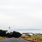 Lighthouse at Fort Worden by rocamiadesign