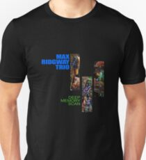 Max Ridgway Trio - Deep Memory Scan Unisex T-Shirt