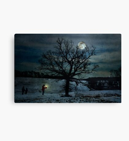 Sister Solstice Canvas Print