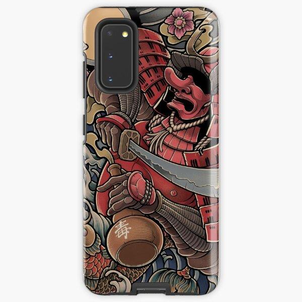 Yopparai - The drunken Samurai Samsung Galaxy Tough Case