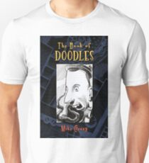 """""""The Book of Doodles"""" cover Unisex T-Shirt"""