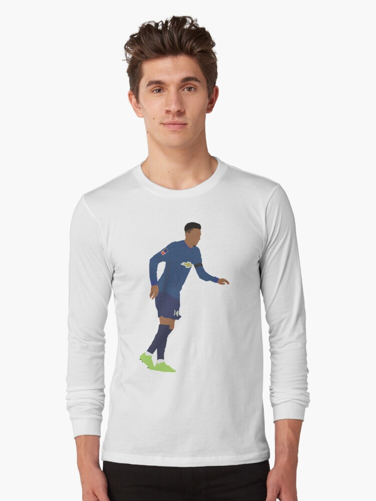 differently 394e3 87cb3 'Jesse Lingard 'Moonwalk' Minimalist Art // Phone case, t shirts, stickers  and more' T-Shirt by PacPrints