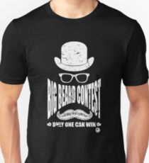 BIG BEARD CONTEST Unisex T-Shirt