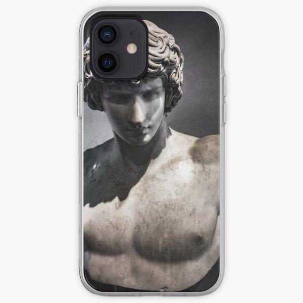 Louvre París - Antinoo Ecouen Funda blanda para iPhone