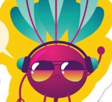 Drop A Beet Sticker