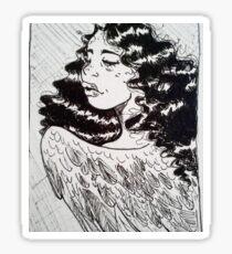 Harpy Sticker Sticker