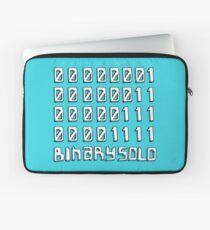 Flight of the Conchords - The Humans Are Dead - Binary Solo Laptop Sleeve