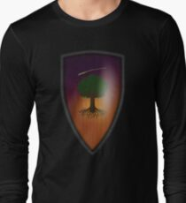 Ser Duncan the Tall: The Hedge Knight Variant Long Sleeve T-Shirt