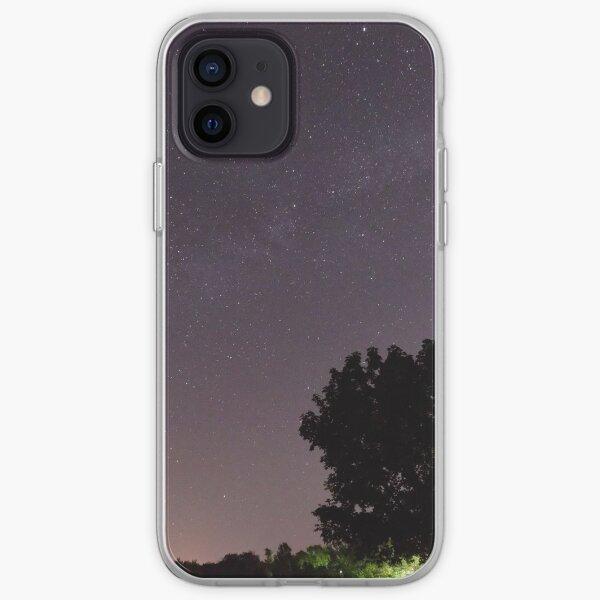 The Milky Way - Burlington, Vermont iPhone Soft Case