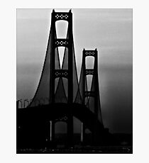 Morning Bridge Photographic Print